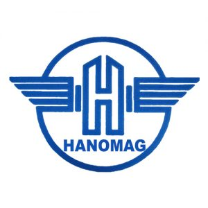 Electromotor, alternator Hanomag