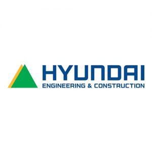 Cilindru hidraulic Hyundai